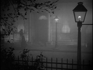 Image from the film, Gaslight (1944).