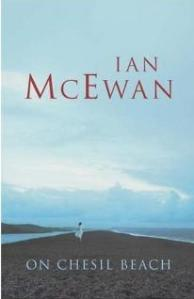 Cover of On Chesil Beach by Ian McEwan for On Confronting Literature by Malin James